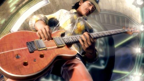 Carlos Santana Interview