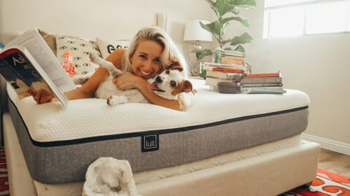 Lull: The Mattress That Turned My Four Hours into Eight