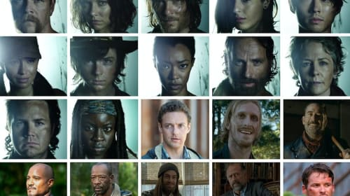 Get To Know The Brand New 'Walking Dead' Season 7 Characters
