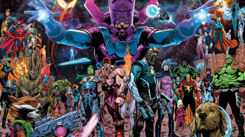 Six Characters Who Could Make up the New Guardians of the Galaxy