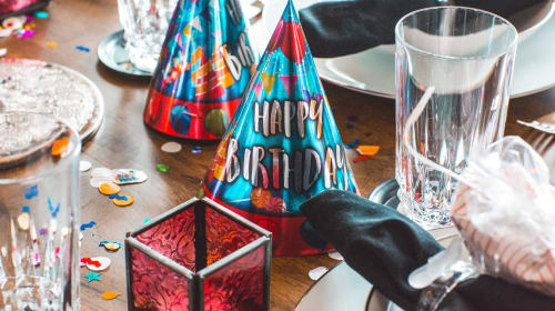 How to Organize Your Birthday Party Creatively