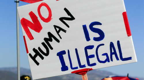 Why Illegal Immigrants Should Not Be Illegal
