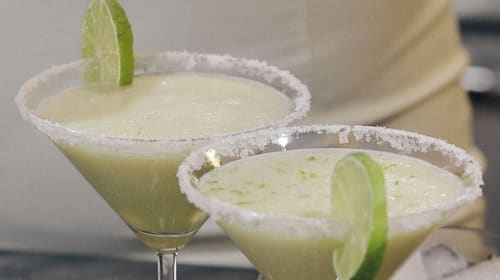 Marijuana Margarita Recipe