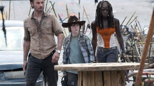 'The Walking Dead': Carl's Death May Save Another Beloved Character