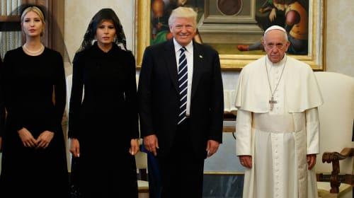 All Hail Saint Trump