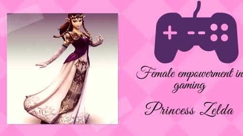 Zelda's Female Empowerment