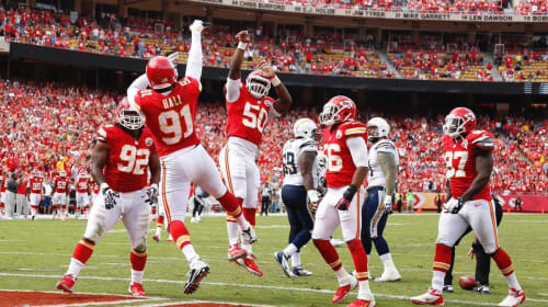 'Balllllllinnnnn' — This is Why The Chiefs Should be Super Bowl Favorites