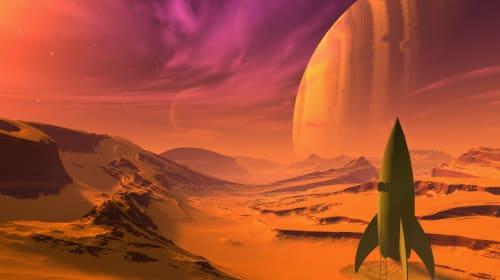 The Treks in Sci-Fi Podcast