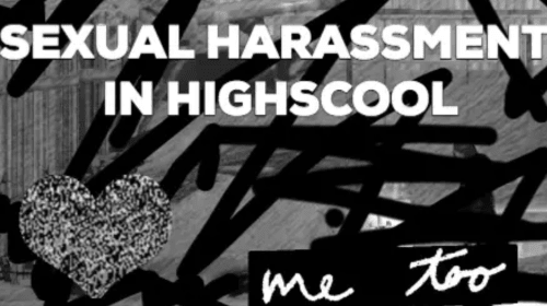 Sexual Harassment in High School