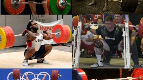 Weightlifting Versus Powerlifting