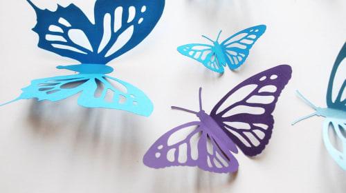 Schrodinger's Butterfly