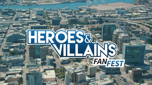 Coming Soon: New York's Heroes and Villains FanFest