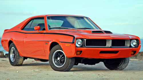 Classic 70s Muscle Cars