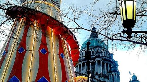 Aspects of Belfast 2018: Belfast Continental Market (Pt. 1)
