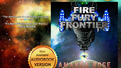 New Space Opera on Audible