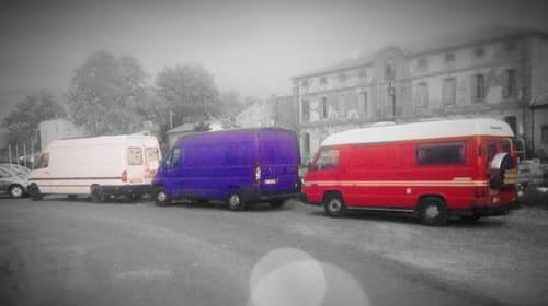 The Three Van-Dwellers