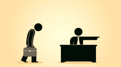 How to Deal with Getting Fired