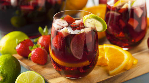 Best Wines For Sangria