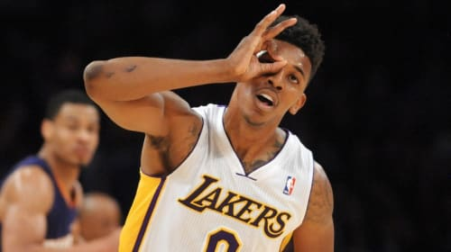 Nick Young in the Three-Point Contest Is a Blessing
