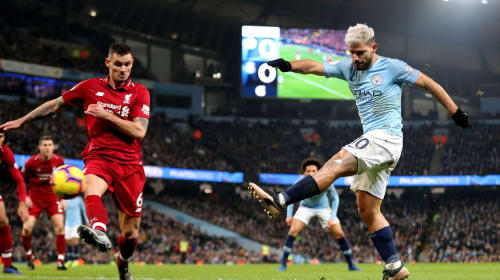 Manchester City vs. Liverpool (Match Recap)