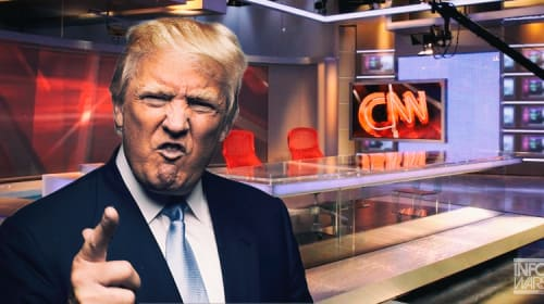 Trump vs. The Mainstream Media: The Two Sided Issue