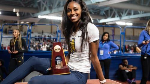 Top Ten Rankings: 100-Meter Dash Times in NCAA Division I