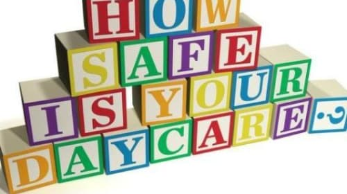Finding a Childcare Center that Provides a Safe and Healthy Environment for Children