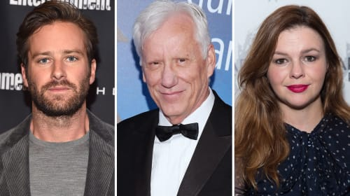 James Woods Flames 'Call Me By Your Name;' Armie Hammer, Amber Tamblyn Fire Back