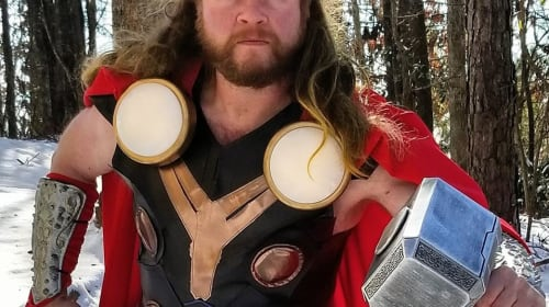Cosplayer Spotlight: Wil Busbee