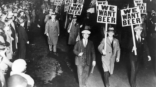 Strange Facts About Americans During Prohibition
