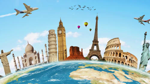 Top Places to Travel
