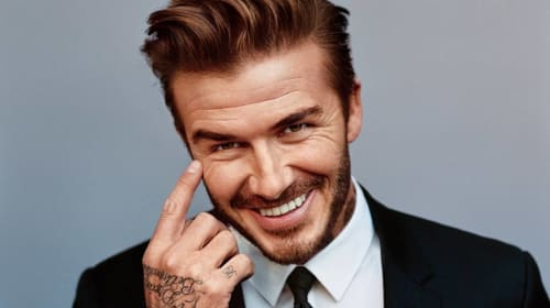 Best Gifts for David Beckham Fans