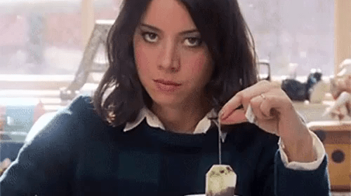 April Ludgate's Mysterious Late Appearance