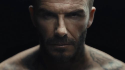 David Beckham's Toned, Inked Body Stars in an Ad Again, This Time for a Good Cause