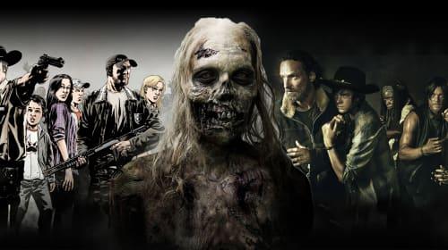 'The Walking Dead' Comics Vs TV Show