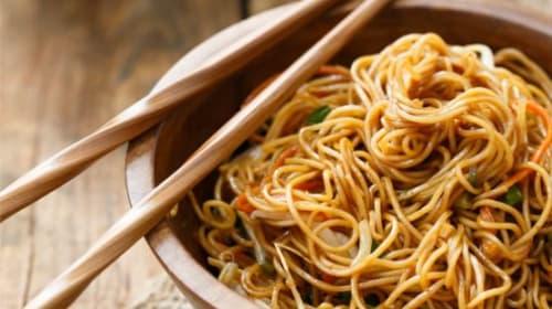 Soy Sauce Noodles