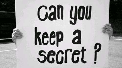 Megan's Secret!