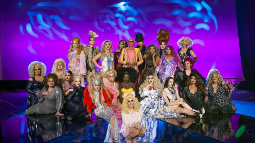 Top 10 Most Successful 'RuPaul's Drag Race' Queens