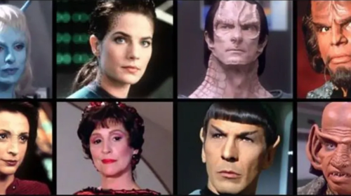 Why Most Star Trek Aliens Look Mostly Human