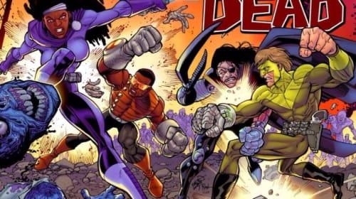 Robert Kirkman Teases 'The Walking Dead' Comic Books Ending In Alien Invasion