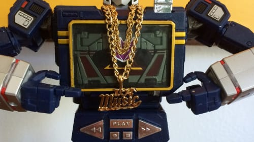Soundwave or Die Tryin'