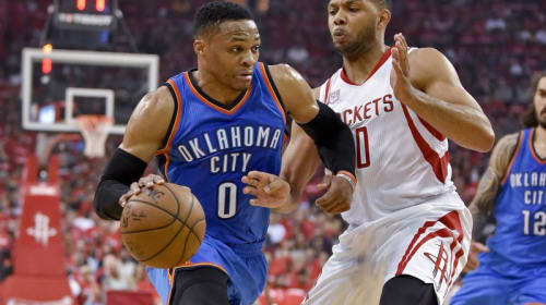 Believe It or Not, This Series Won Russell Westbrook the MVP