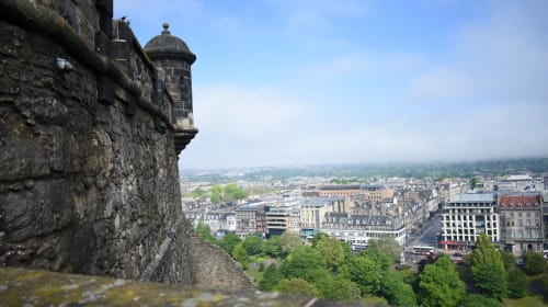 Harry Potter Things to Do in Edinburgh