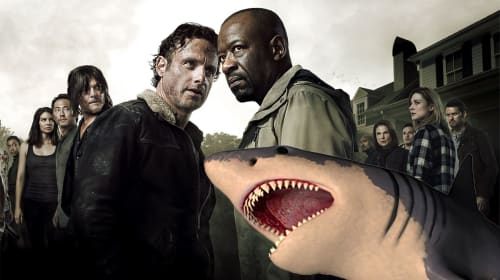 Did 'The Walking Dead' Just Pull A 'Deep Blue Sea' On Us?