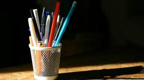 My Top 5 Writing Utensils