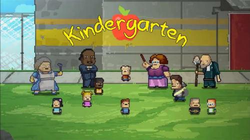 Kindergarten — Why It's Amazing yet Incredibly Weird