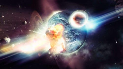 Apocalypse, Planetary Explosion