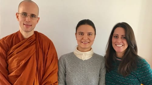 A Conversation With Buddhist Insights Co-Founders, Bhante Suddhāso & Giovanna Maselli