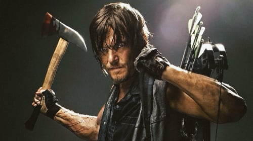 The Walking Dead's Daryl Dixon