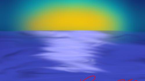 His Ocean